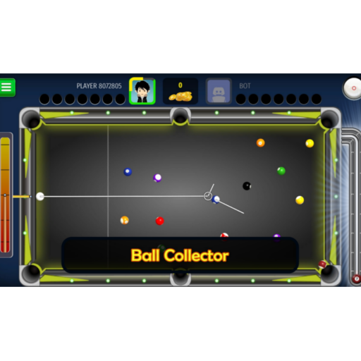 Pool Billiard MutliPlayer and Single Player