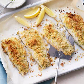 Herb Crusted Sea Bass Recipes.