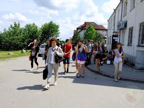 Photo: Zespół teatralny Kawiarenka Literacka na XX Powiatowym Forum Teatrów Dziecięcych i Młodzieżowych - Melpomena 2013 - w Juchnowcu Kościelnym (24 maja 2013)