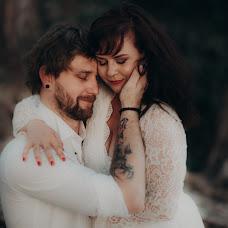 Wedding photographer Przemek Grabowski (pegye). Photo of 13.08.2018