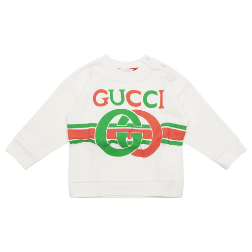 Primary image of Gucci Baby GG Logo Jumper