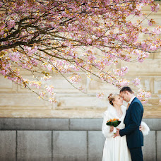 Wedding photographer Aksana Byazrukaya (biazrukaja). Photo of 21.04.2014
