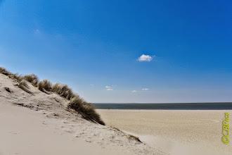 Photo: De Kust. Noordzeestrand Foto. Cees Boom.