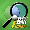 Golf Ball Finder & Scorecard icon