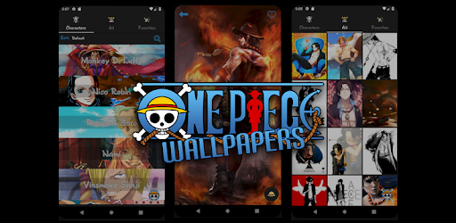 🙊 Thousands of One Piece Wallpapers! Find all your favorite characters! 🙊