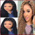 Crochet Braids Hairstyles icon