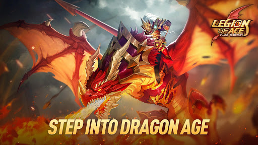Legion of Ace: Chaos Territory  screenshots 1