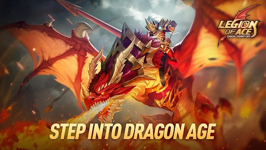 Legion of Ace: Chaos Territory MOD (Instant Kill) 1