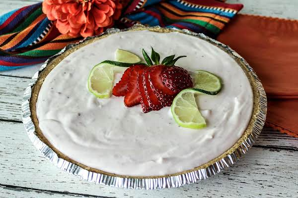Frosty Strawberry Margarita Dessert Recipe