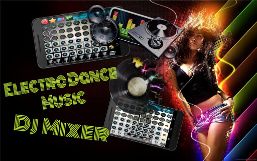E.D.M Electro House Dj Loops for PC