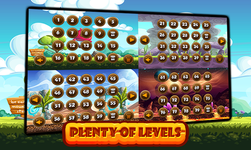 Super Red Ball: Red Ball in the Jungle Adventures 1.01.0 screenshots 7