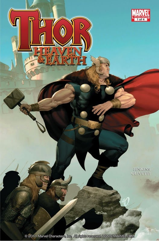 Thor: Heaven & Earth (2011) - complete