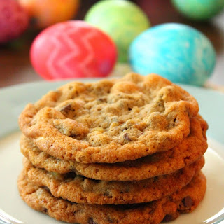 Boiled Egg Chocolate Chip Cookies.
