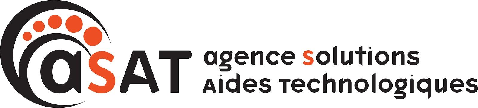 Logo de l'Agence Solutions aides technologiques