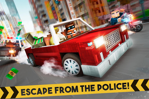 ud83dude94 Robber Race Escape ud83dude94 Police Car Gangster Chase  screenshots 3