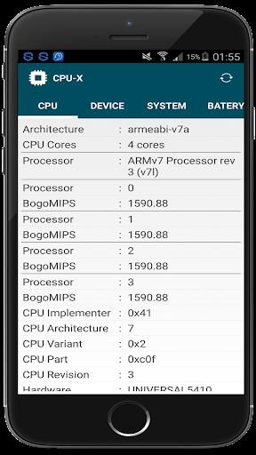 CPU-Xモニター