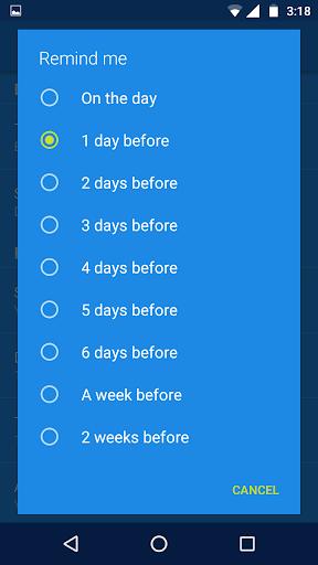 玩免費遊戲APP|下載Birthday Reminder app不用錢|硬是要APP