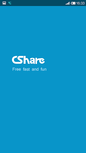 CShare Transfer File anywhere