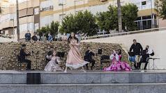 Despedida de las Jornadas de Teatro del Siglo de Oro en el Anfiteatro de la Rambla.