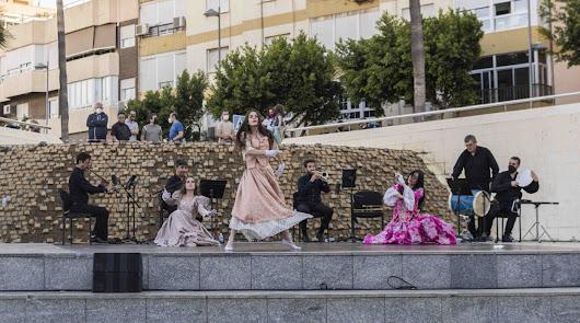 Las Jornadas de Teatro del Siglo de Oro se despiden en la calle