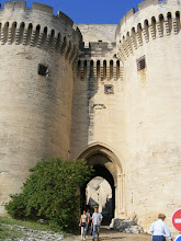 Photo: The main gate is considered one of the finest examples of medieval fortifications anywhere.
