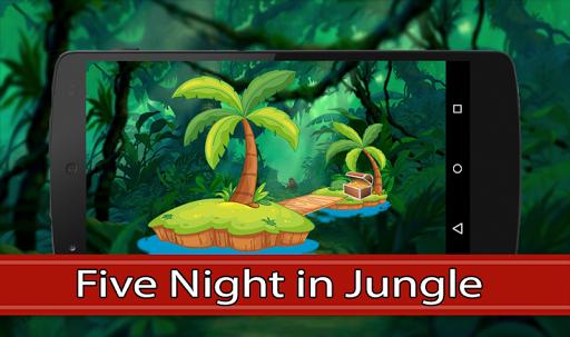 Five Nİght in Jungle
