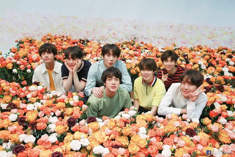 Jimin's Bridal Wreath has a Hidden meaning that only BTS knows