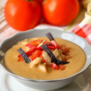 Chili's Copycat Enchilada Soup