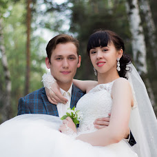 Wedding photographer Zhenya Nadina (Paramorph). Photo of 12.06.2016