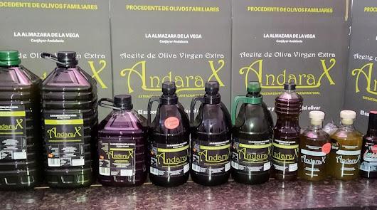 AOVE Andarax alcanza en esta campaña el mayor grado de excelencia en su sabor