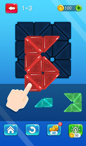 Block Puzzle Classic Gem 0.6 screenshots 5