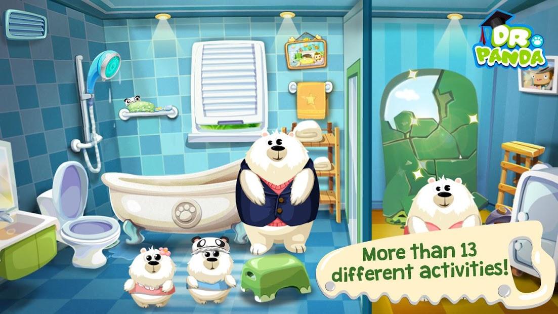 Dr  Panda Handyman