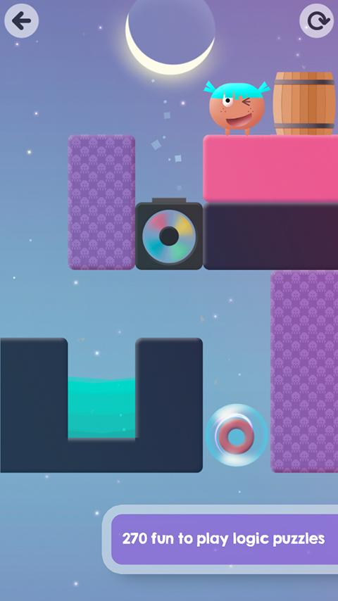 Thinkrolls 2 - Logic Puzzles- screenshot