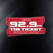 92.9 The Ticket - ESPN Sports Radio (WEZQ)