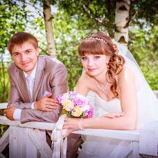 Wedding photographer Aleksey Lukancov (Kaban1972). Photo of 27.06.2014