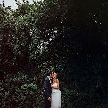 Fotógrafo de bodas Asier Aguinaco (klikaphoto). Foto del 18.11.2015