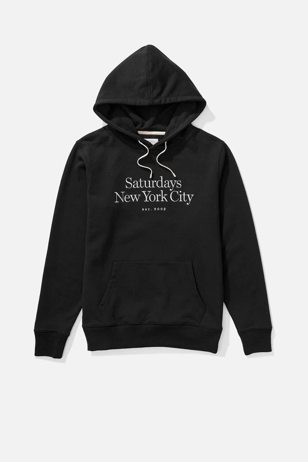 Hoodie Season: Saturday NYC $125