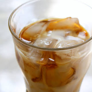 Special Iced Coffee.