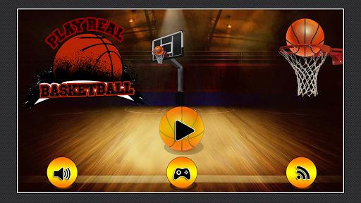 レアルバスケットボールを再生します