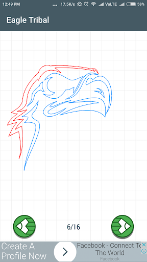 Learn How To Draw Tattoo 1.0 screenshots 3