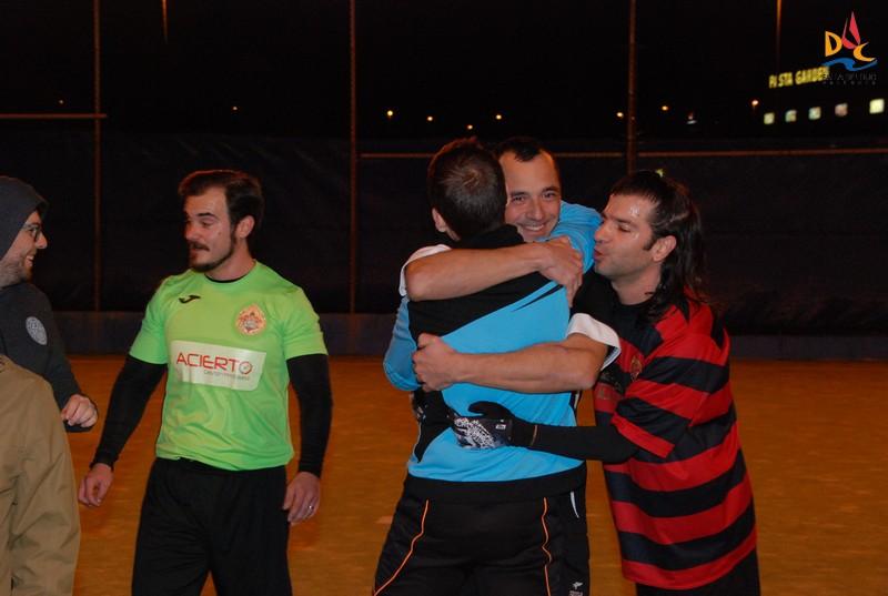 Liga de Fútbol sala de J.C.F. 4 División, Jornada 18. Duc de Gaeta 9 -2 San Juan Bosco