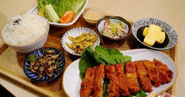 Duo Cafe  韓系料理雙人分享套餐物超所值