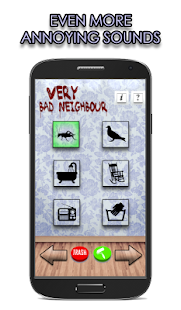 Very Bad Neighbour: Soundboard for neighbors Screenshot