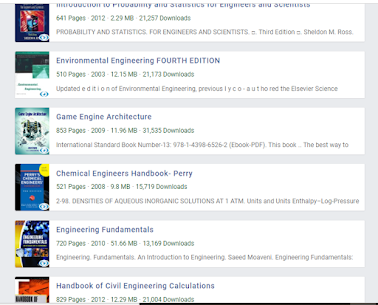 Engineering Books 1