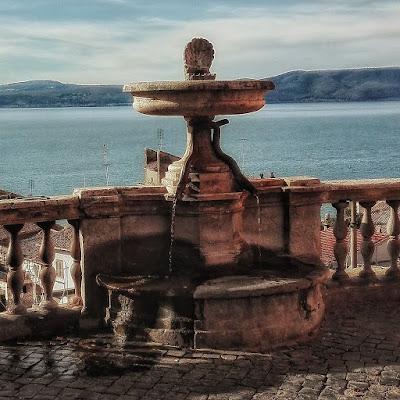 Fontana solitaria... di Silvy76