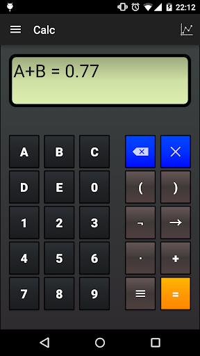 Fuzzy Logic Calc