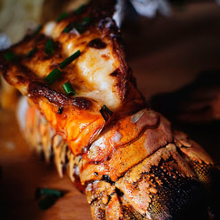 Broiled Butter Lobster