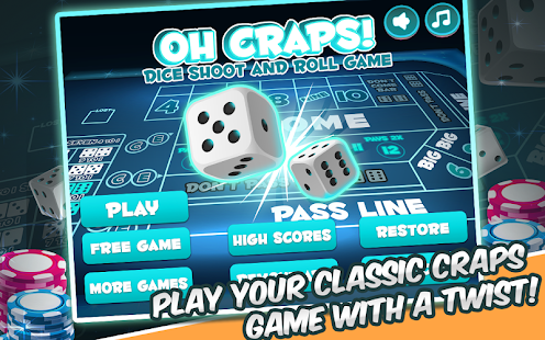 online casino app dice and roll
