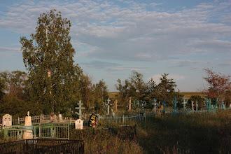 Photo: Старое кладбище вечером, 2011 год Фото для сайта http://новодевичье.рф