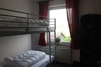 Photo: Tweepersoons slaapkamer (kleine kamer)